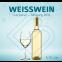 Blanko-Flaschen WEISSWEIN – 0,75 Liter