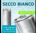 MUSTER 24 x SECCO BIANCO – Blankodosen (ohne Pfand)