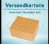 Universal Versandkartons mit cleverem Faltmechanismus und praktischem Haftklebeverschluss