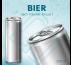 BIER nach Pilsener Brauart – Blankodosen 250 ml (Einwegpfand)