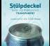 Deckel für Slim-Dosen transparent