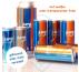 Rollenetiketten für 250-ml-Dosen HalfBody SILBER- oder GLITZERFOLIE