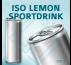 ISO LEMON SPORTSDRINK (ohne Pfand) – Blankodosen 250 ml